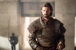 What my characters in fantasy games would end up like: one of the more charismatic (and hunky) characters from Game of Thrones